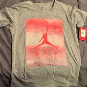 Jordan youth t-shirt nwt